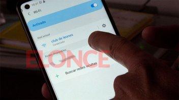 Club de Leones libera su señal de wi-fi para que alumnos puedan bajar las tareas
