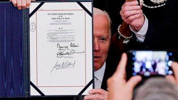 Estados Unidos creó un día festivo nacional para reflexionar sobre la esclavitud