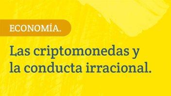 """CEDMA: """"Las Criptomonedas y su conducta irracional"""""""