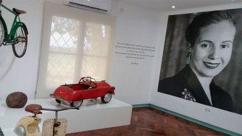Habrá actividades para recordar el aniversario de la Fundación Eva Perón