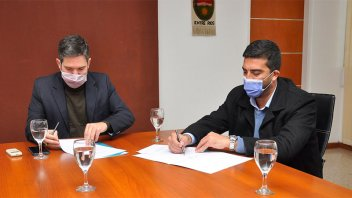 El Copnaf y el CGE acordaron criterios para asegurar la escolaridad obligatoria