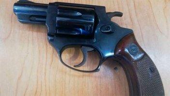 Niño de 8 años recibió disparo en la cara cuando jugaban con un arma