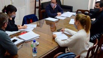 La provincia avanza en proyectos de ley de desarrollo ovino y promoción forestal