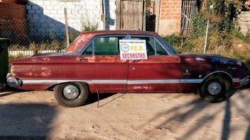 Recuperaron en Paraná un auto que había sido robado en la localidad de Oro Verde