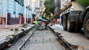 Habrá desvío de circulación por tareas de reparación en calle Córdoba
