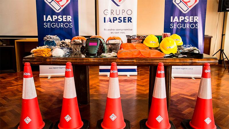 La Municipalidad de Paraná sumó equipamiento de protección para sus trabajadores