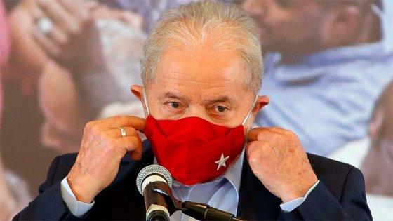 Lula calificó de