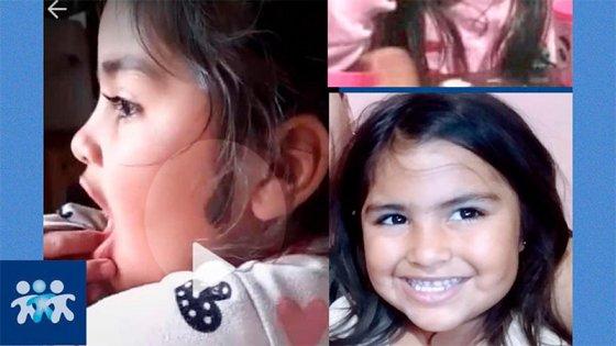 Difunden nueva foto de Guadalupe con un detalle inconfundible para encontrarla
