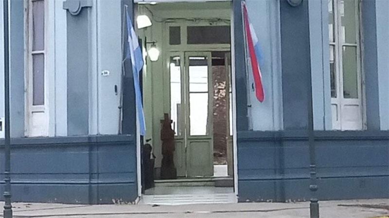 La Departamental Colón realizó allanamientos