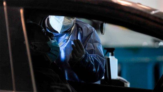Confirmaron 1.385 contagios en el país y 23 muertes en las últimas 24 horas