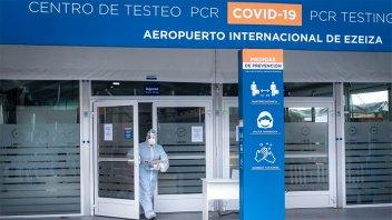 Confirman dos casos de variante Delta en viajeros provenientes del exterior