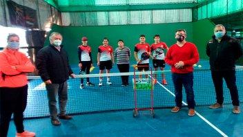 El gobierno provincial fortalece las políticas deportivas con diversos proyectos