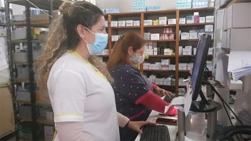 Unos 3.000 pacientes retiran por mes medicamentos de la farmacia del Centenario