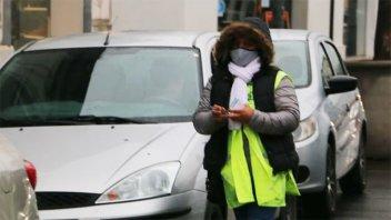 Cobradores de estacionamiento serán identificados con código QR en Gualeguaychú