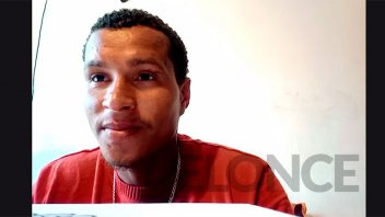 Africano arribó a Paraná para formar una familia: es ingeniero y busca trabajo