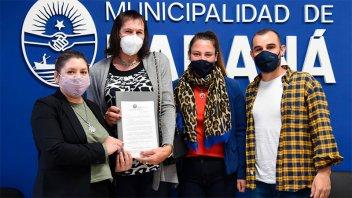 Designaron a la nueva directora de Diversidad Sexual y Género de Paraná
