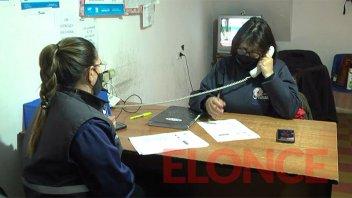 Llovieron unos 12 milímetros en Paraná y Protección Civil asistió a 70 familias