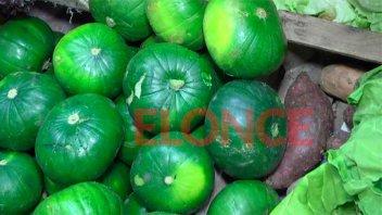 Suba en verduras y frutas, tras últimas heladas: que incrementos tuvieron