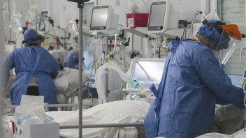 Tres de cada diez pacientes internados con Covid tienen problemas renales