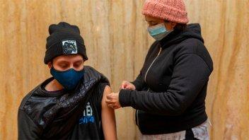 Descendió la cifra de muertes por Covid en el país: 267 en las últimas 24 horas