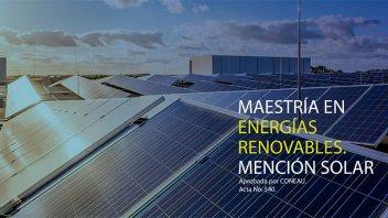 UTN Paraná: El 13 de agosto comienza la Maestría en Energías Renovables