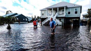 La oscilación de la Luna provocará inundaciones récord en la década de 2030