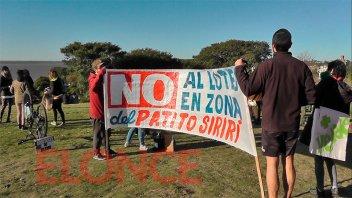 Loteos en el Patito Siriri: planean actividades por el Día de la Pachamama