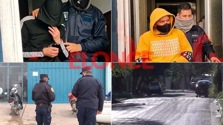 Audiencia por asalto a Ferreyra: confirman identidades de los detenidos