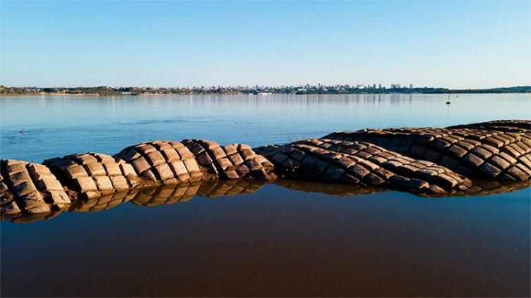 Estiman que el río Paraná alcanzaría su nivel más bajo a mediados de primavera