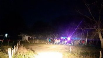 Desarticularon una fiesta clandestina en un campo entrerriano