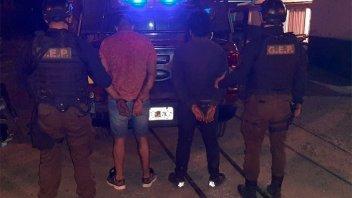 Dos detenidos y un policía herido fue el saldo de una gresca en barrio Belgrano