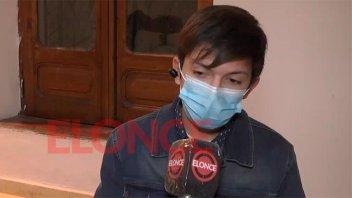 Valentín Fernandez cantó en vivo por Elonce TV: Tiene 15 años y un disco propio