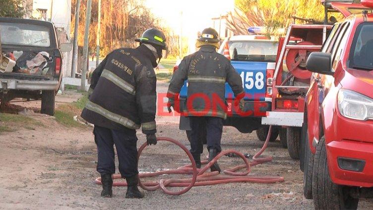 Identificaron al hombre que falleció al incendiarse su vivienda en Paraná