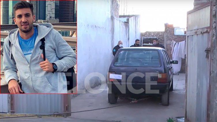 Hallaron el auto en el que habrían trasladado a Calleja: detuvieron a otro joven