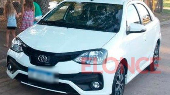 Robaron un auto de una casa en Paraná mientras los propietarios dormían