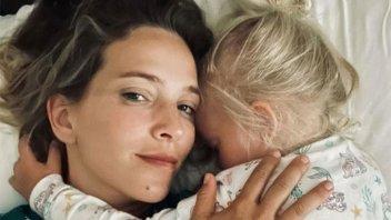 Emotivo mensaje de Luisana Lopilato a su hija por el cumpleaños