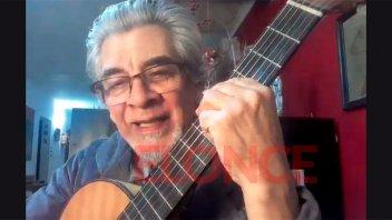 """Daniel Altamirano en ElonceTV: """"el floklore es la poesía y música más hermosa"""""""