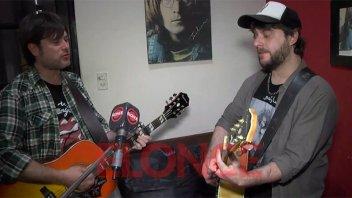 La Posta en Elonce TV: la banda de rock adelantó el festejo por sus 21 años