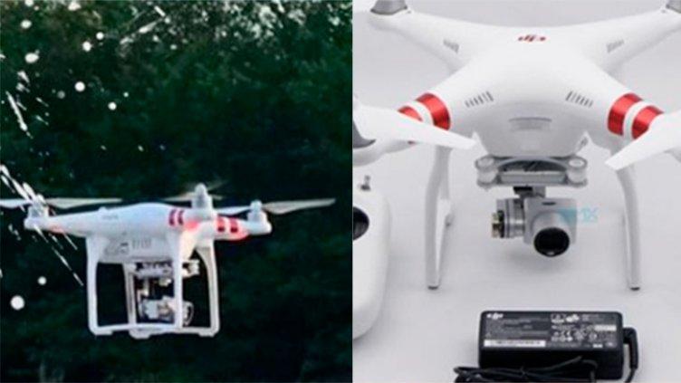 Joven denuncia que le robaron el drone: