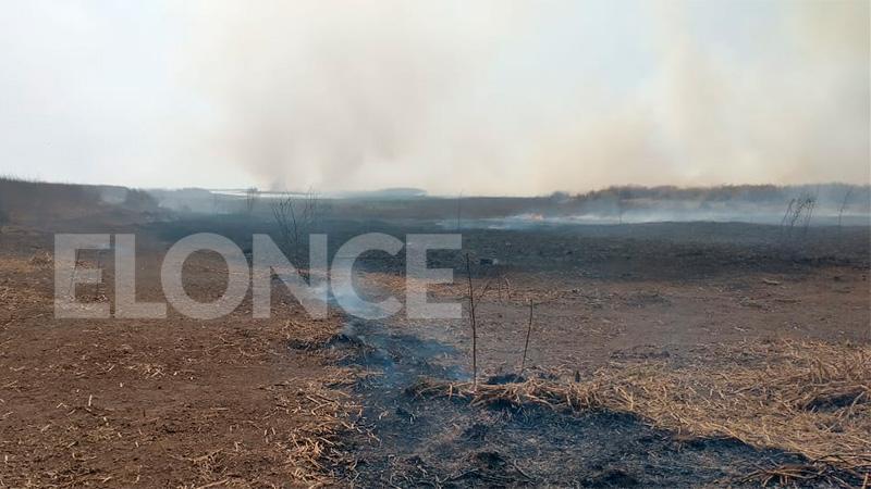 Preocupan nuevos incendios en islas.