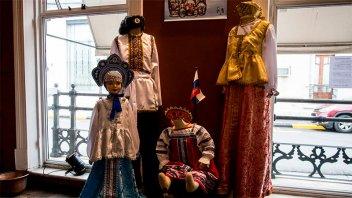 Las Colectividades se muestran en el Museo de la Ciudad