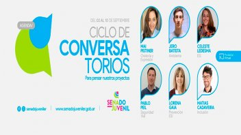 Inició el Ciclo de Conversatorios del Senado Juvenil Entrerriano