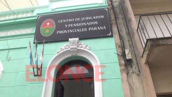 El Centro de Jubilados y Pensionados de Entre Ríos cumple 73 años de vida