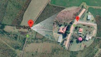 Se refaccionará el centro de Salud de paraje La Esmeralda