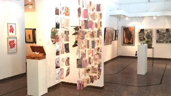Continúa la convocatoria para el Salón Provincial de Artes Visuales