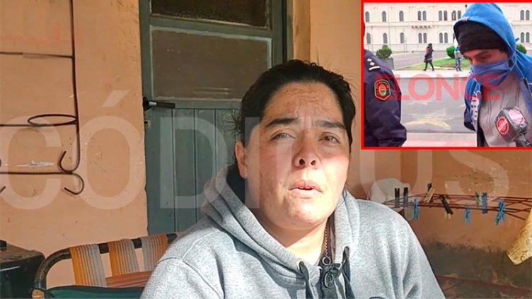 Darán de alta a Carla Ledesma, la policía baleada por su pareja en San Benito