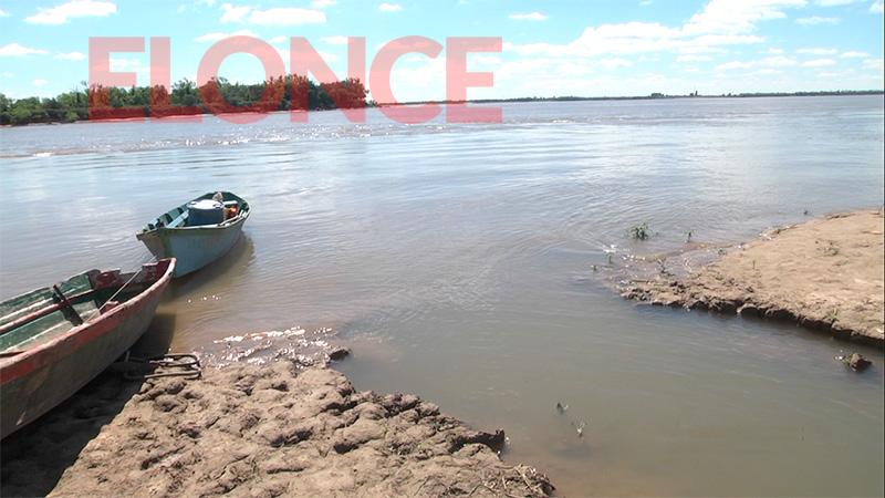 Tras varios días de repunte, el río Paraná comenzó a bajar su caudal