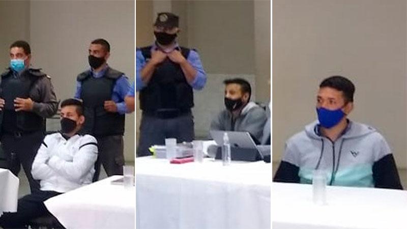 Masacre en cárcel de Victoria: perpetua para los imputados del séxtuple crimen