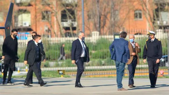 Alberto Fernández sumó respaldos y analizaría mantener su Gabinete