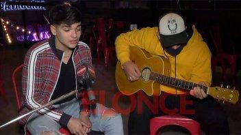 Jerónimo Lozano, la promesa de la cumbia y el reggaetón en Elonce TV